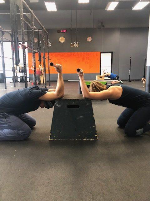 Gym-Phobia Part Deux…